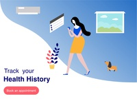 Track Health History