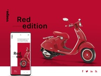 Vespa (RED) App