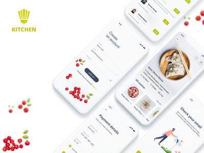 Kitchen App