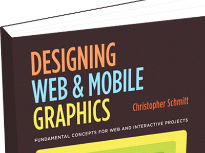 Designing Web & Mobile Graphics Cover