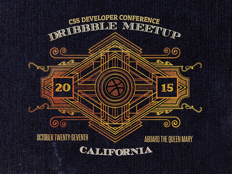 CSS Dev Conf Dribbble Meetup 2015  cssdevconf meetup
