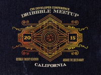 CSS Dev Conf Dribbble Meetup 2015