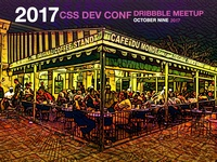 Dribbble Invite 2017