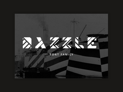 Dazzle Font Family