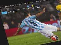 Football On-Air Design