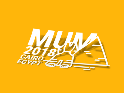 Logo Design for MUM 2018