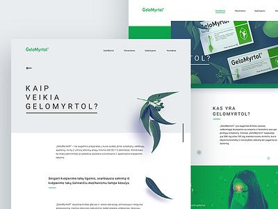 Gelomyrtol website pharmacy responsive website green drugs medicine gelomyrtol
