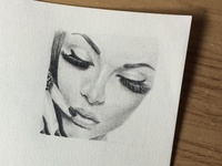 Mini Pencil Drawing 002