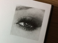 Mini Pencil Drawing 004