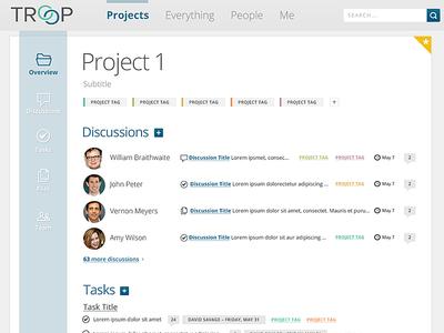Rethinking Basecamp