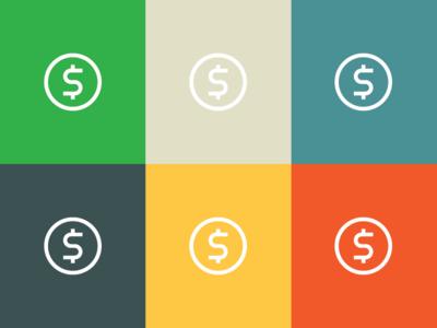 Financial Color Palette