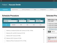 Medical Procedure Scheduling App