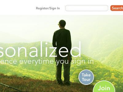 Health and Wellness Website