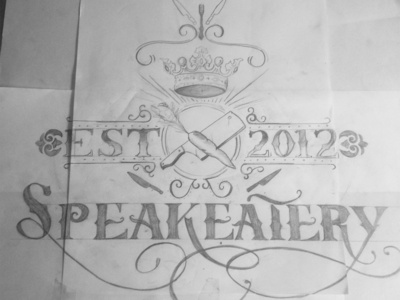 The Speakeatery
