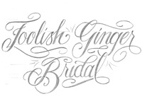 Bridal Lettering