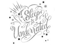 Sleep....