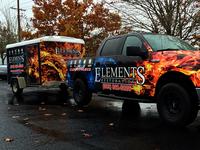 Elements Restoration Truck And Trailer