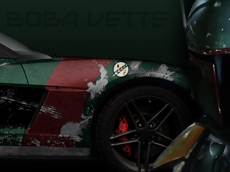 Davison Auto Parts >> Chris Vallely | Dribbble