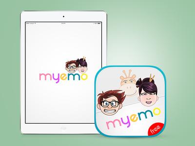 MyEmo - Loving My Own Emoticon