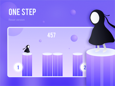 One step -Game app