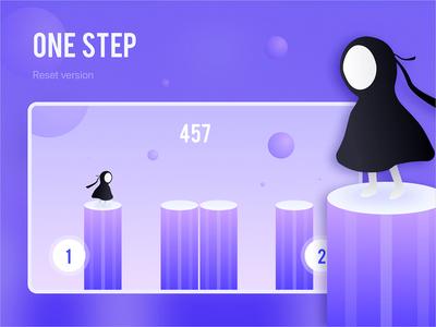 One step -Game app