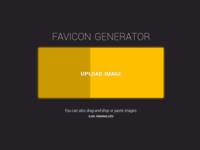 Favicon Generator