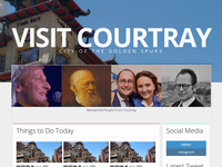 Visit Courtray
