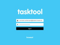 Login - Tasktool