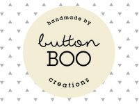 Button Boo Creations Logo Concept