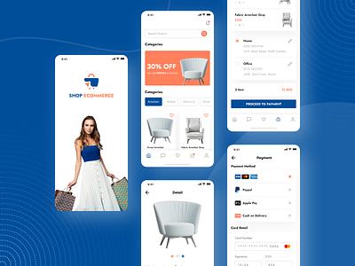 eCommerce App design app app ui app screens app ui design app design ecommerce app ui ui mobile app ecommerce app ecommerce