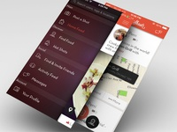 FoodShootr Updated for iOS 7- Navigation