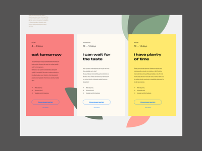 Grow it with us – detail #1 identity web branding ui ux minimal product design flowers vector colorful illustration typography
