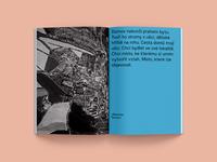 Urban Study Brochure