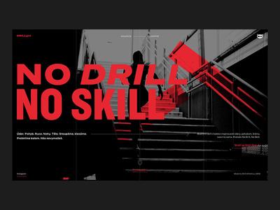 Drill Girl Clothing Website