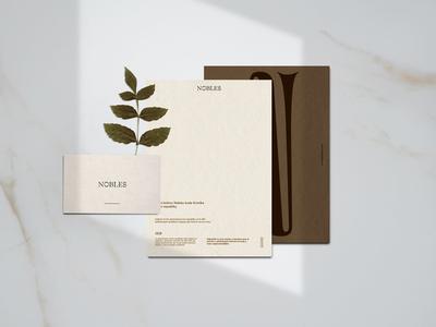 Nobles Branding