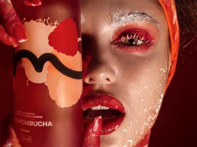 Magu Kombucha Branding & Packaging #3
