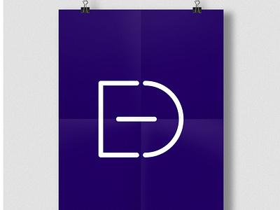 EDUCON Prague Logo typogaphy typo logo symbol design symbol icon vector print flat logo minimal minimalism type identity corporate identity typography branding design