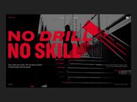 Drill Girl Website