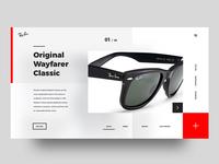 Ray-Ban Concept // Wayfarer Classic // Rebound