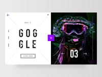 Goggle.