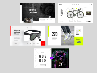 UI / UX Collection | Behance