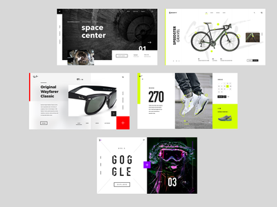 UI / UX Collection | Behance userinterfase concept behance project one day collection ux uiux ui behance