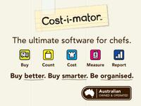Cost-i-mator Branding Elements