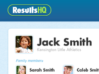 ResultsHQ Website