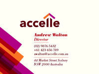 Accelle Identity