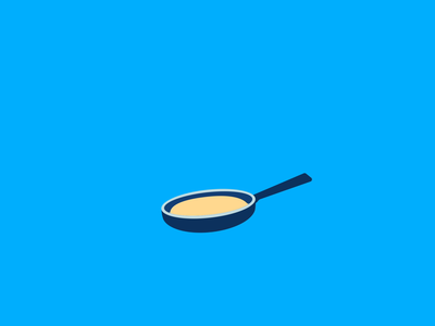 Pancakes ready! sticker design eye candy tasty simple food animation food 2danimation 2d fake3d aftereffects illustrator illustration motiongraphic motion design motion animation cooking pancakes pancake