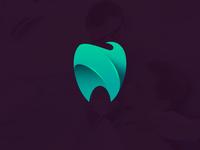 """Dental logo proposal for """"Admire Dental"""""""