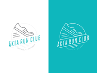 Run Club Badge