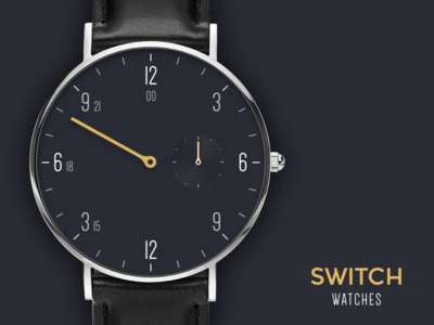 Dark Watchface