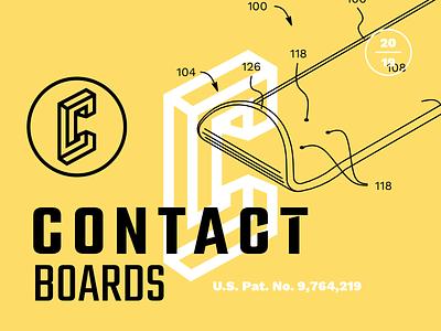 Skateboard Invention Rebranding icon design circle illustration illusion optical illusion logomark yellow patent logotype logo branding rebrand